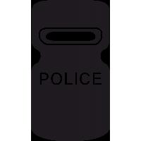 Полицейский щит