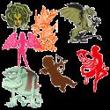 Мифические персонажи